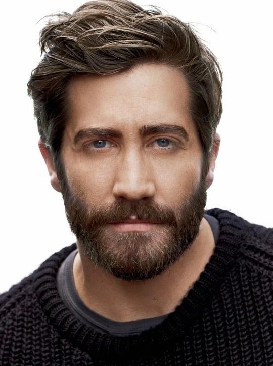 stubble-beard-jake-gyllenhaal Top 6 Beard Style Trends for Men in 2019