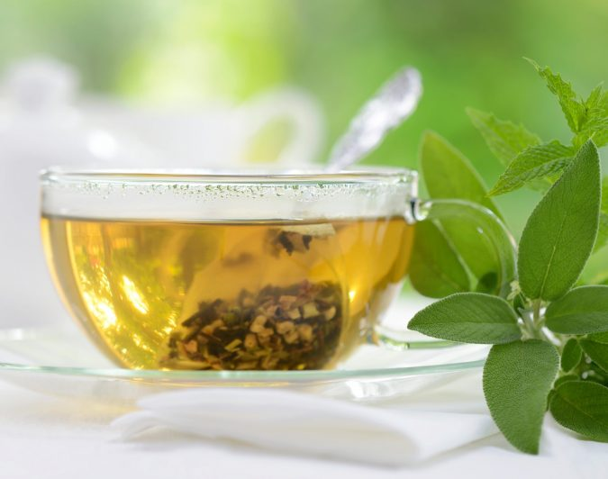 throat-remedies-green-tea-675x532 5 Herbal Tea Infusions to Keep Winter Sickness at Bay