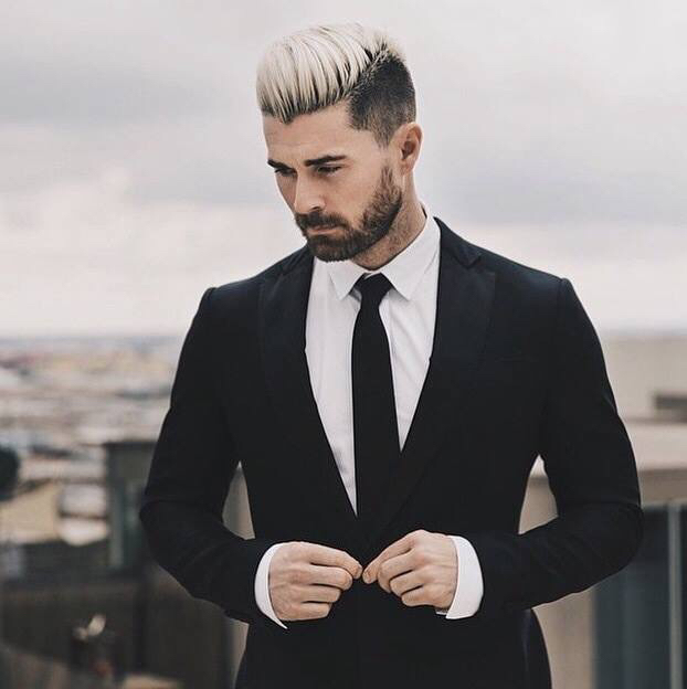 tonn 8 Fashionable Hairstyles For Every Man In His 40's