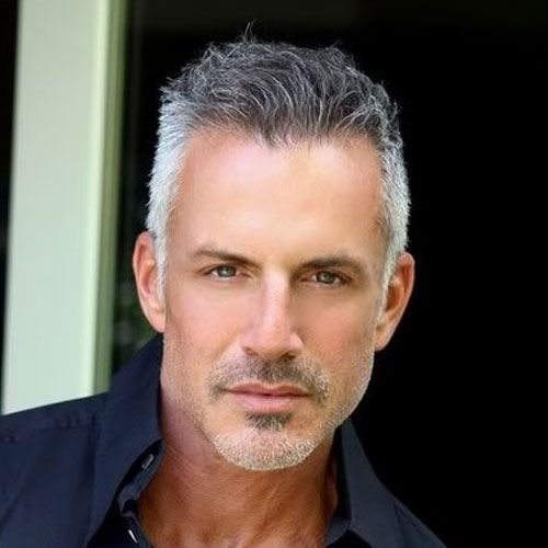 tonnn 8 Fashionable Hairstyles For Every Man In His 40's