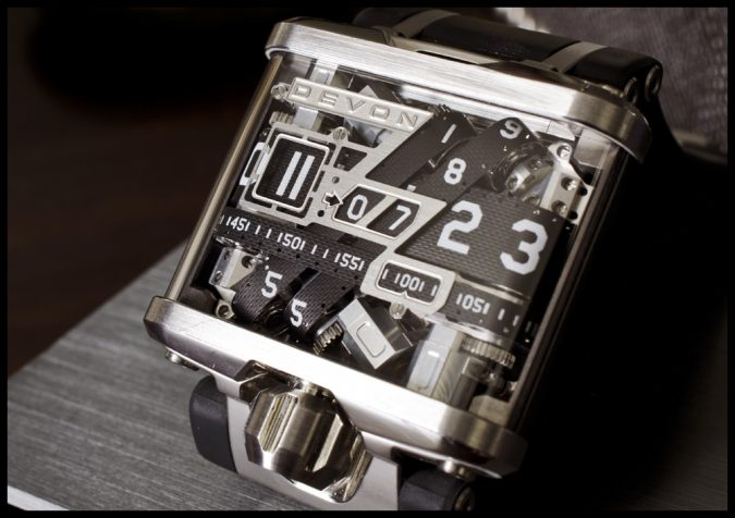 treed-675x476 Top 10 Craziest Men's Watches for 2020