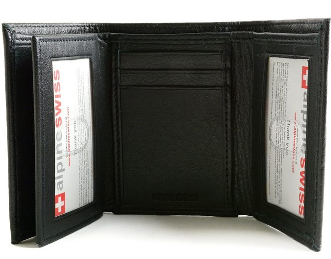 trifold-wallet-for-men-1-675x528 Best 7 Leather Wallet Patterns Trending in 2020