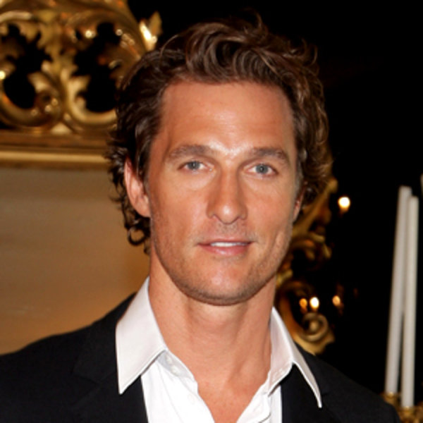 w Your Guide To Nail Matthew McConaughey's Hairstyles