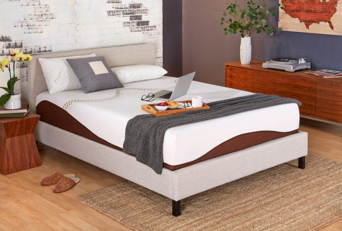 Amerisleep-Mattress-2-675x456 Top 10 Most Stunningly Designed Mattresses for Your Interior Section