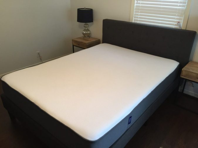 Casper-Memory-Foam-Mattress-675x506 Top 10 Most Stunningly Designed Mattresses for Your Interior Section