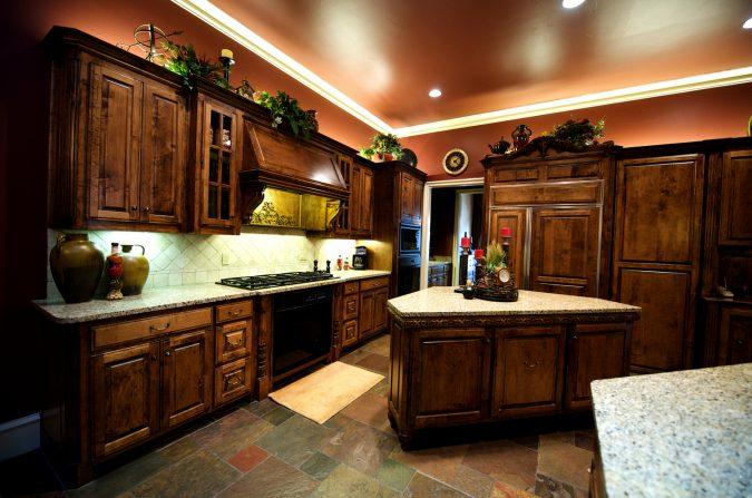 Dark-colored-kitchen-2-675x447 Top 10 Hottest Kitchen Design Trends in 2020