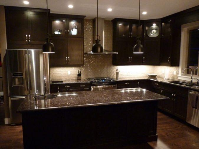 Dark-colored-kitchen-675x506 Top 10 Hottest Kitchen Design Trends in 2020