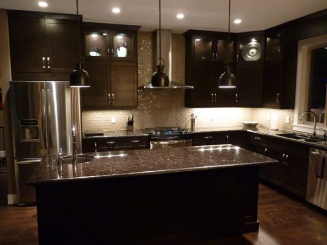 Dark-colored-kitchen-675x506 Top 10 Hottest Kitchen Design Trends in 2020