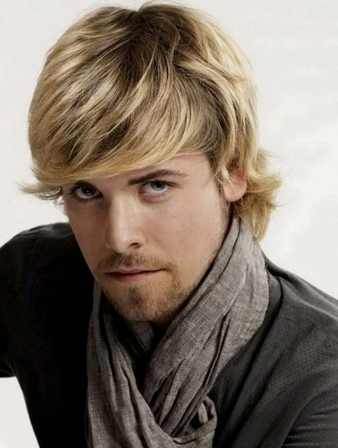 Front-bangs-for-blonde-men-675x894 Top 10 Hairstyles for Guys with Blonde Hair [2020 Trends]