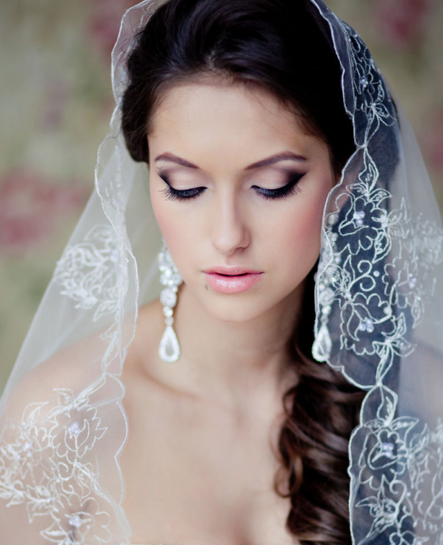 Glossy-Lips-for-Bridal-Makeup Top 10 Wedding Makeup Ideas for 2020 Brides