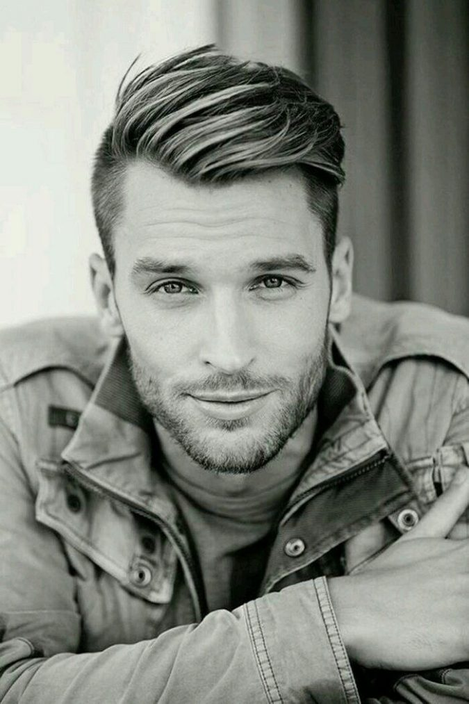 High-comb-over-hairstyle-for-men-2-675x1013 Top 10 Classic 20's Hairstyles for Men [Coming Back in 2018]