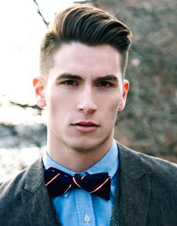 High-comb-over-hairstyle-for-men-675x858 Top 10 Classic 20's Hairstyles for Men [Coming Back in 2020]