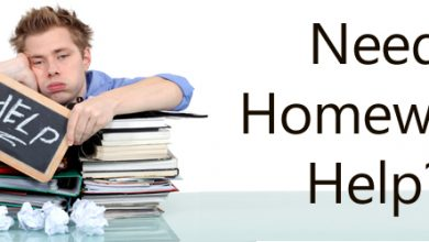 Photo of 4 Tips To Find Homework Help Online