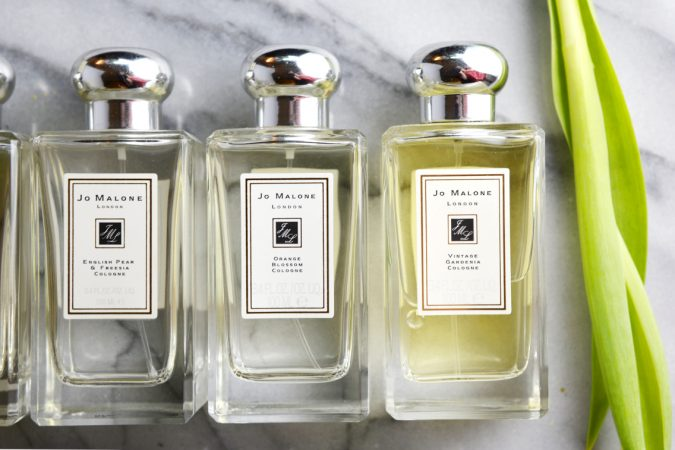 Jo-Malone-London-perfumes-675x450 11 Tips on Mixing Antique and Modern Décor Styles