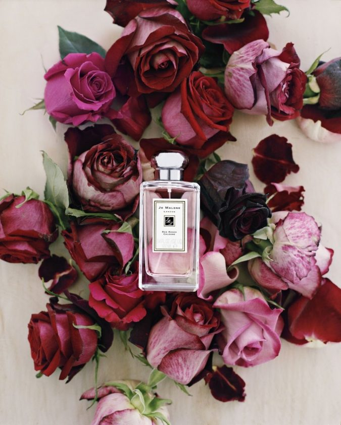 Jo-Malone-red-roses-perfume-gift-675x842 Top 10 Best Wedding Anniversary Gift Ideas for 2018