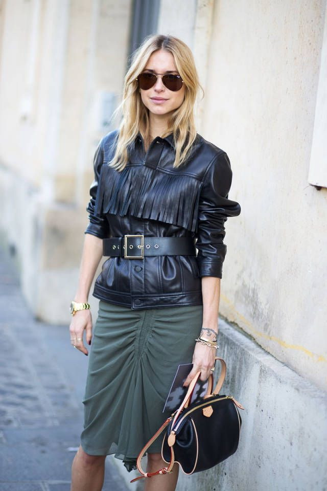 Leather-Fringed-Jacket 12 Outdated Fashion Trends Coming Back in 2020