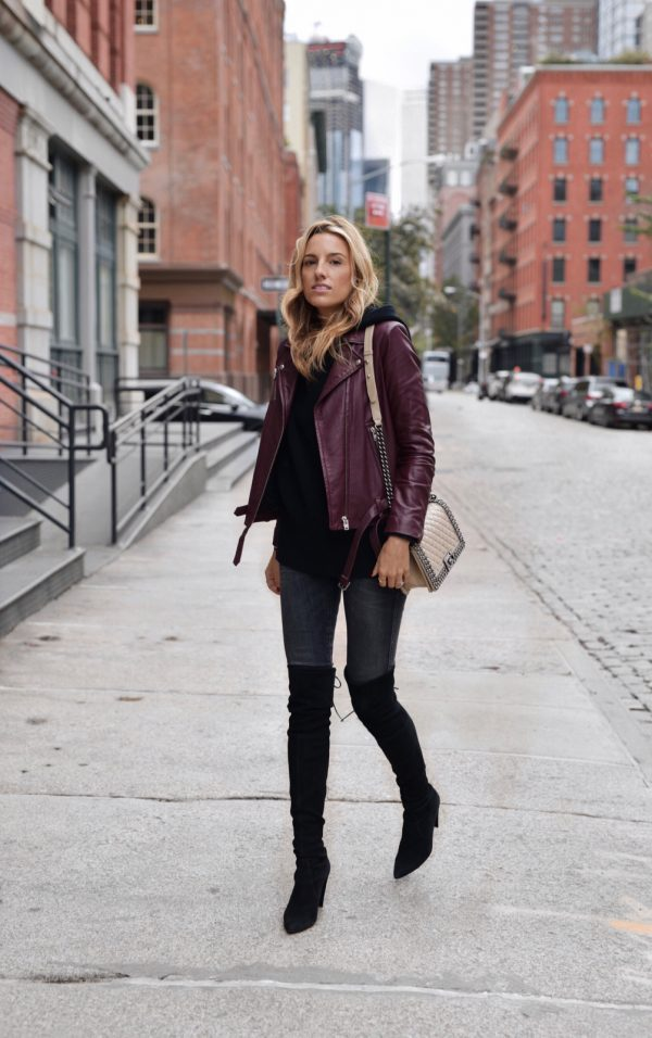 Leather-Jacket-Outfit 12 Outdated Fashion Trends Coming Back in 2021