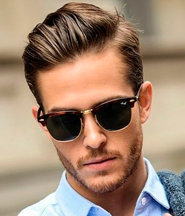 Low-comb-hairstyle-for-men Top 10 Classic 20's Hairstyles for Men [Coming Back in 2018]
