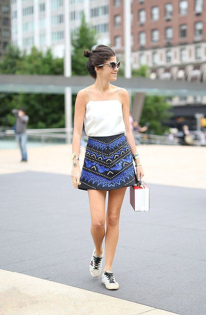 Mini-skirt-women-summer-Outfit-2 Top 10 Lovely Spring & Summer Outfit Ideas for 2018