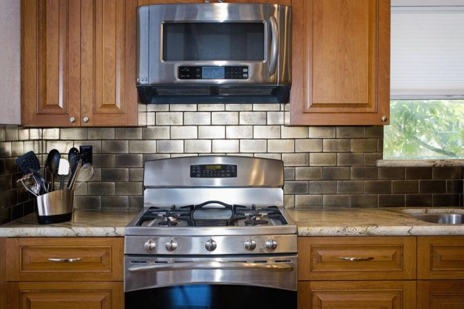 Over-the-Range-Microwaves-675x449 10 Outdated Kitchen Trends to Avoid in 2018