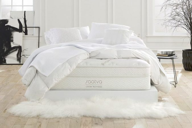 Saatva-Mattress-675x448 Top 10 Most Stunningly Designed Mattresses for Your Interior Section