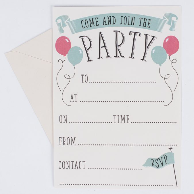 The-invites-675x675 Party of the century: How not to crack under the pressure when party planning for friends