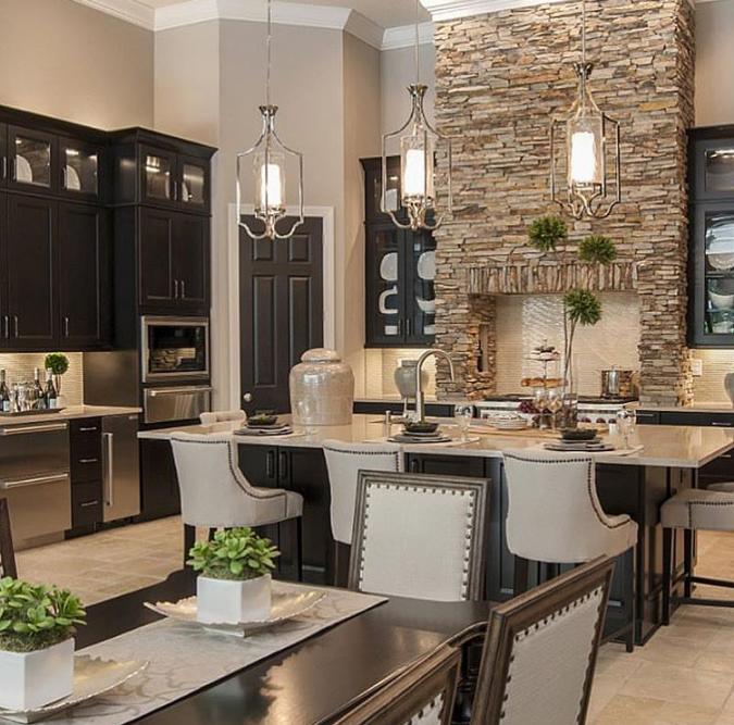 Transitional-design-kitchen-675x667 Top 10 Hottest Kitchen Design Trends in 2020