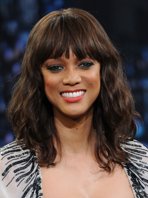 Wavy-long-Bob-hairstyle-for-black-women TOP 10 Stylish Bob Hairstyles for Black Women in 2020