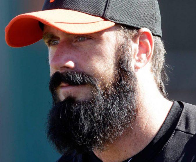 black-dyed-beard-675x557 Top 10 Most popular Beard Colors Trending in 2020