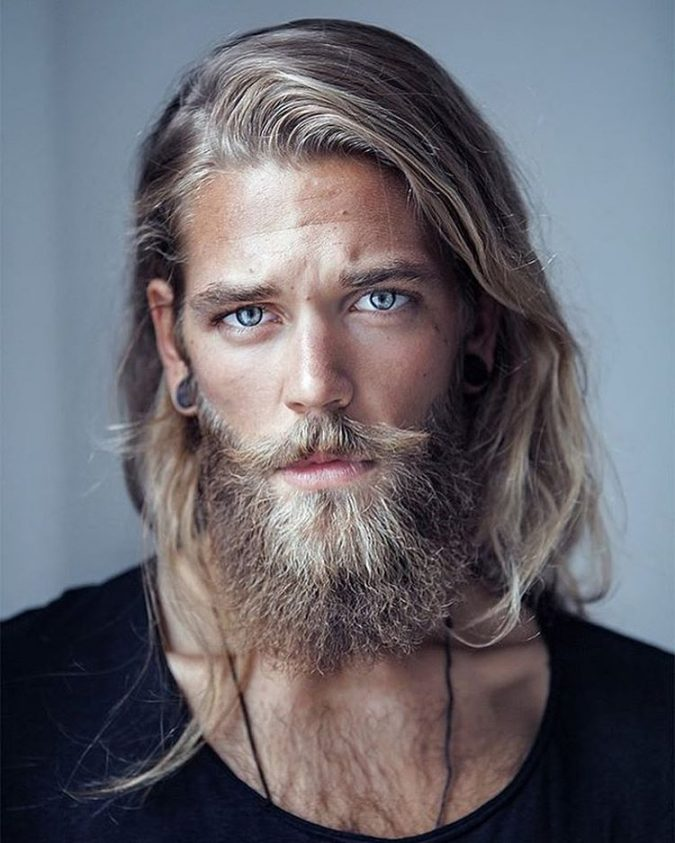 blonde-beard-2-675x843 Top 10 Most popular Beard Colors Trending in 2020