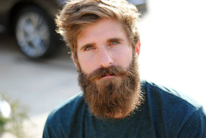 brown-beard-675x452 Top 10 Most popular Beard Colors Trending in 2018