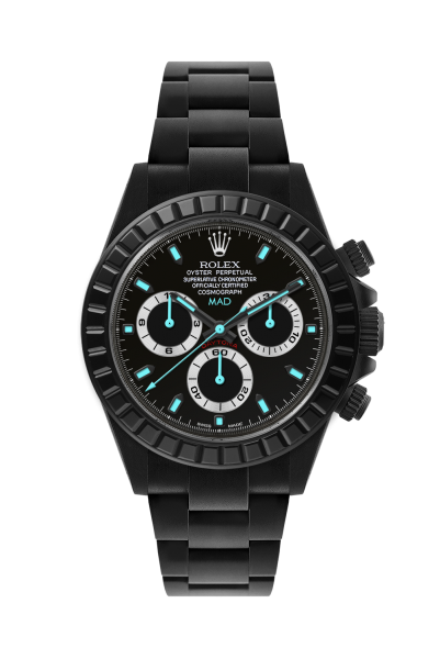 customized-watch-daytona-noir-mat Top 10 Benefits of Customizing Your Luxury Watch