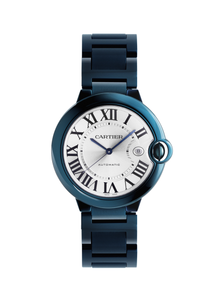 customized-watch-dlc-blue Top 10 Benefits of Customizing Your Luxury Watch