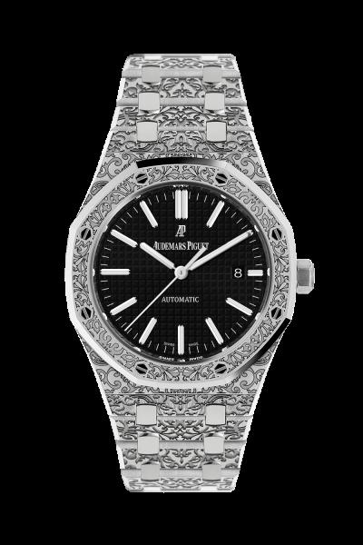 customized-watch-royal-oak Top 10 Benefits of Customizing Your Luxury Watch