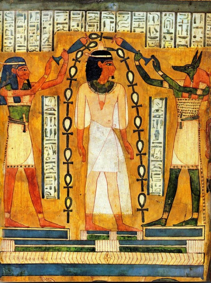 egyptian-ankh-key-of-life-675x904 The Truth about Bathing throughout the Years [+500 Years Bathing History]