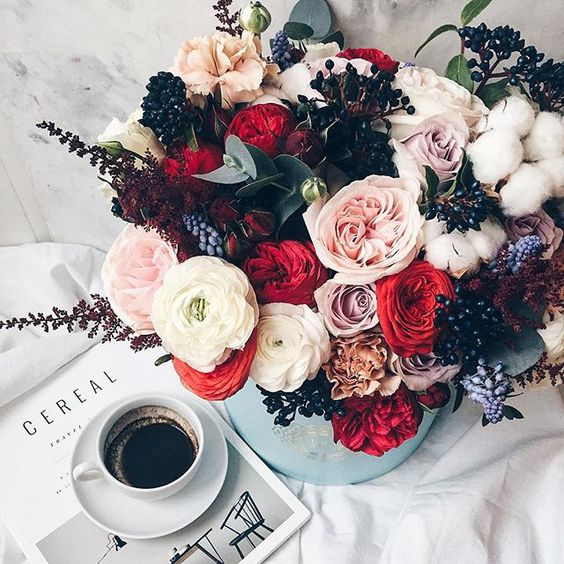 flowers-are-a-source-of-positive-energy Fall in Love with Beauty - 7 Reasons Make Flowers The Most Precious Gifts