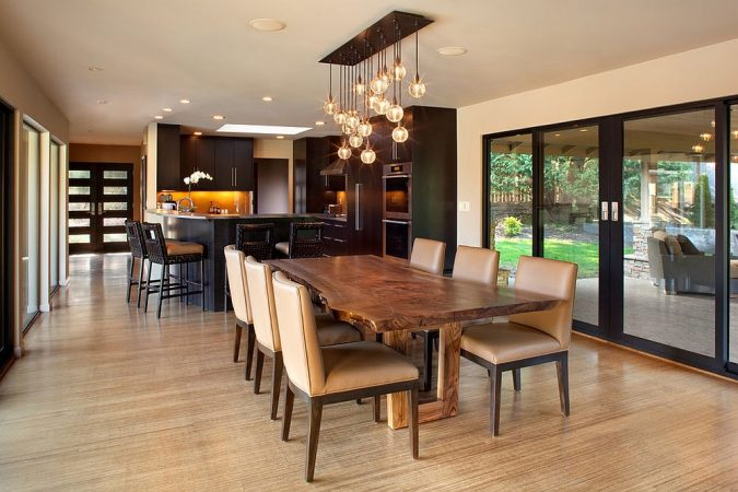 kitchen-dining-room-675x450 10 Outdated Kitchen Trends to Avoid in 2018