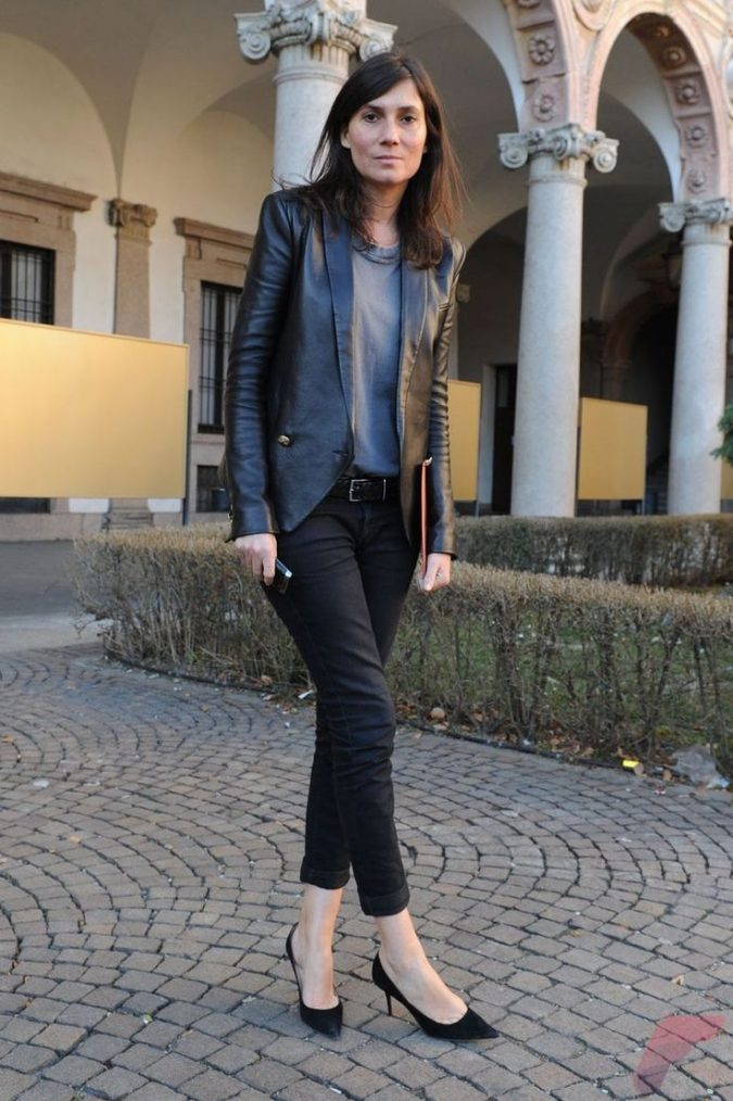 leather-jacket-outfit-black-leather-jacket-675x1014 12 Outdated Fashion Trends Coming Back in 2018