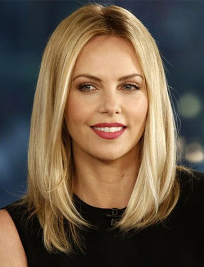 long-bob-blond-hairstyle Top 10 Professional Hairstyles for Blonde Women in 2018