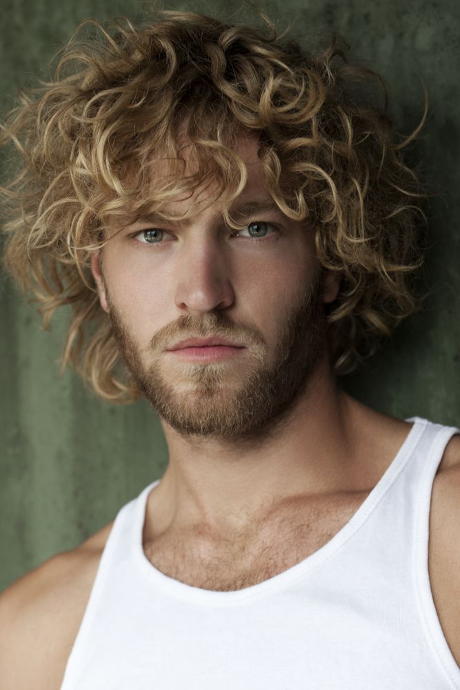 long-curly-hairstyle-for-blonde-men Top 10 Hairstyles for Guys with Blonde Hair [2020 Trends]