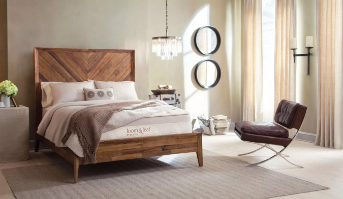 loom-and-leaf-mattress-675x392 Top 10 Most Stunningly Designed Mattresses for Your Interior Section