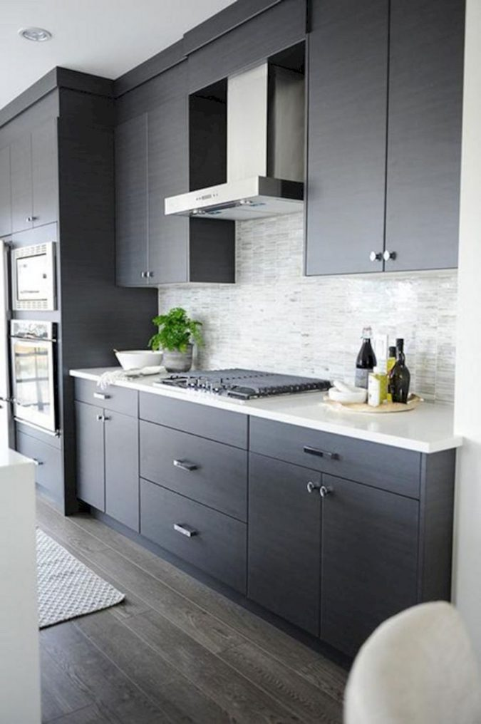 modern-kitchen-cabinets-675x1016 Top 10 Hottest Kitchen Design Trends in 2018