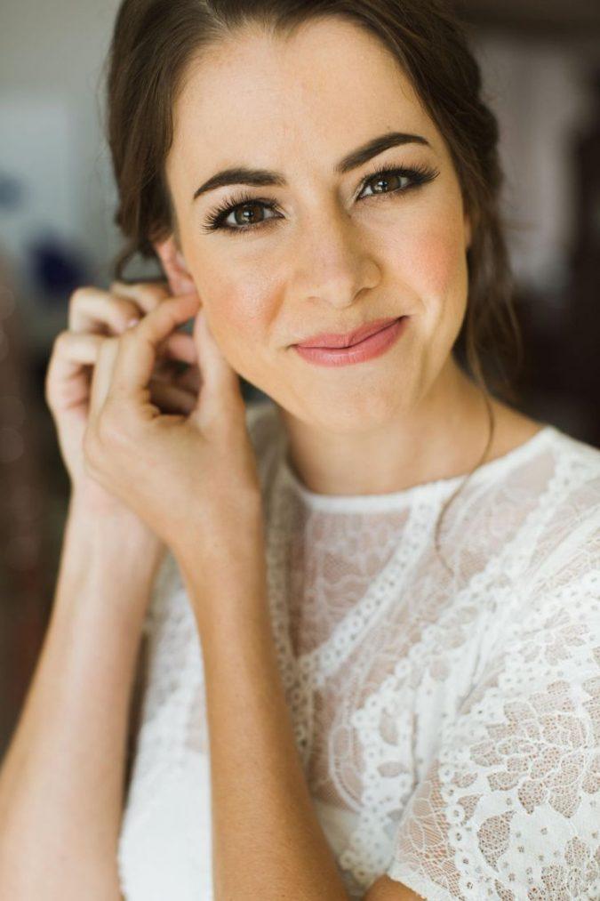 natural-spring-wedding-makeup-675x1013 Top 10 Wedding Makeup Ideas for 2018 Brides