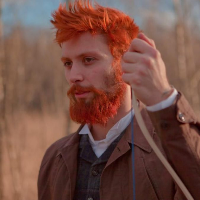 red-hair-and-beard-2-675x675 Top 10 Most popular Beard Colors Trending in 2018