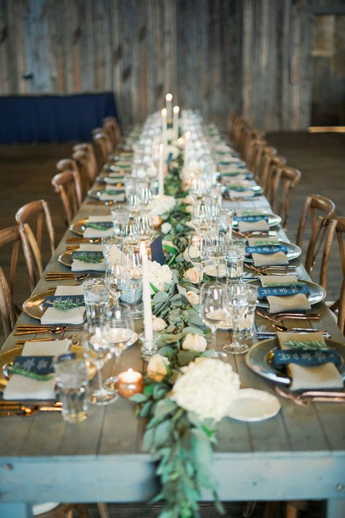 rustic-wedding-table-675x1013 10 Outdated Wedding Trends to Avoid in 2018
