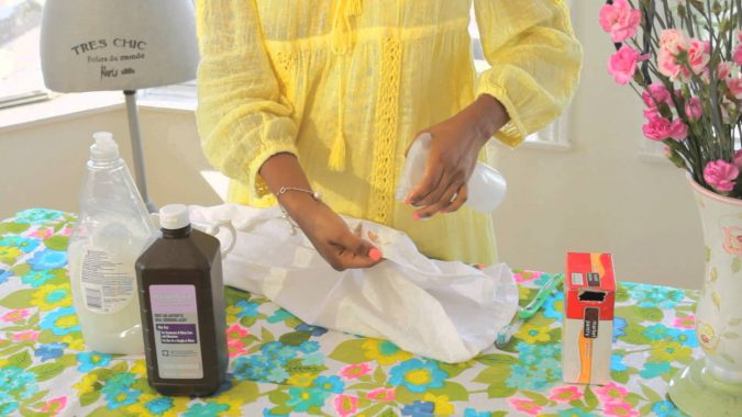 stain-remover-675x380 Top 10 Tricks to Remove Makeup Stains from Clothes Easily