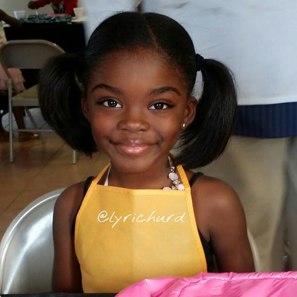 upper-horsetails-hairstyle-for-black-girls Top 10 Cutest Hairstyles for Black Girls in 2018