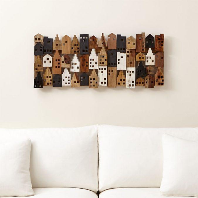 village-rectangular-wall-art-675x675 Top 10 Best Wedding Anniversary Gift Ideas for 2020 (Updated List)