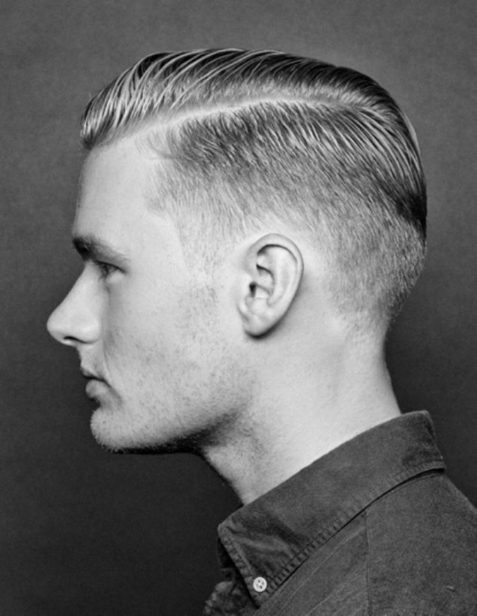 vintage-undercut-hairstyle-for-men-2-675x872 Top 10 Classic 20's Hairstyles for Men [Coming Back in 2020]
