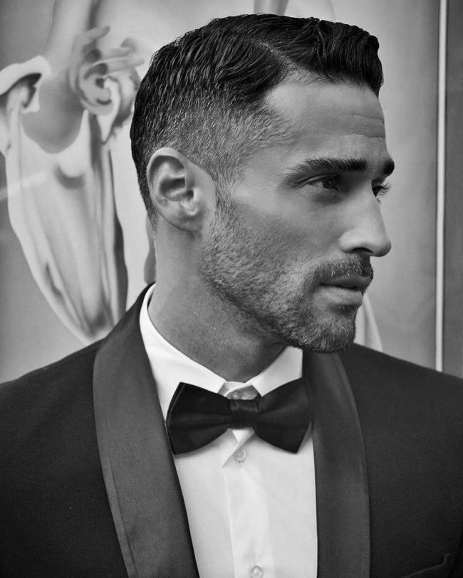 vintage-undercut-hairstyle-for-men Top 10 Classic 20's Hairstyles for Men [Coming Back in 2018]